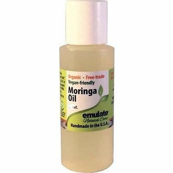 100% Pure Organic Moringa Oil emulate Natural Care 1.25 oz Oil