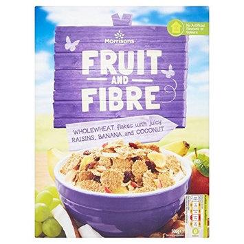 Morrisons Fruit & Fibre 500g