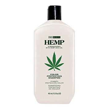 Zotos Hemp Color Protecting Shampoo, 13.5 Fluid Ounce