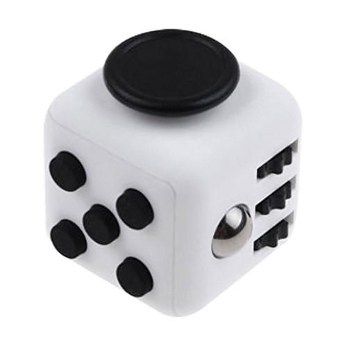 Leading Edge Novelty Children's Fidget Twitchy Cube - Original Stress Reducer - 1 Cube