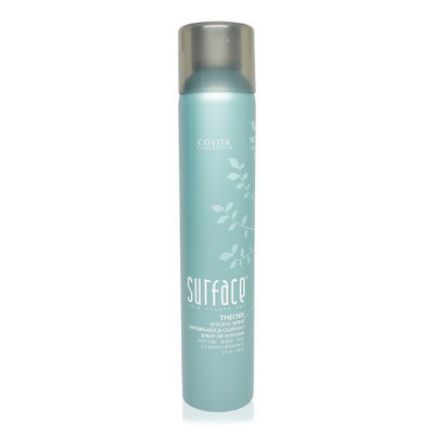 Surface Theory Styling Spray Fast Dry Shine Flex Humidity Resistant 12oz
