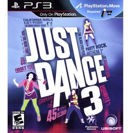 Ubisoft Just Dance 3