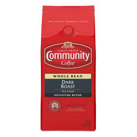 Community Coffee Premium Whole Bean Coffee, Signature Blend, 12 oz, 3 Count