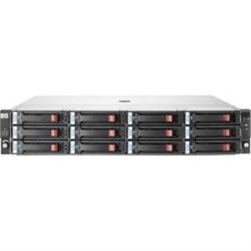 Hp Business Class Storage HP StorageWorks D2600 Hard Drive Array - 12 x HDD Installed - 24TB Installed HDD Capacity - 12 x Total Bays - 2U Rack-mountable