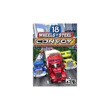 Valusoft 104077 18 Wheels of Steel Convoy Game