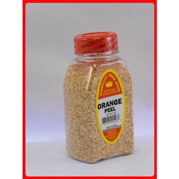 ORANGE PEEL FRESHLY PACKED IN LARGE JARS, 5 oz