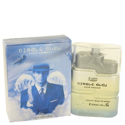 Diable Bleu By Creation Lamis Edt Spray 3.4 Oz Men