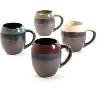 Gibson Everyday Soroca 4-Piece Mug Set