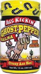 Ass Kickin Ghost Pepper Salsa