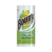 Bounty Regular Roll, White, 1 roll (Pack of 30)