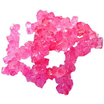 Pink Cherry Rock Candy Strings 1LB Bag