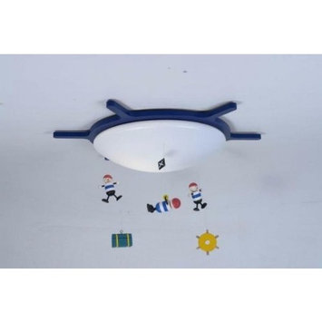 Niermann Standby Ceiling Lamp, Steering and Pirates