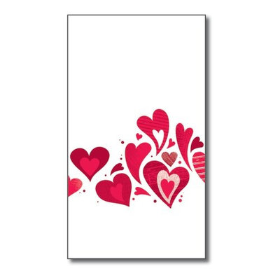 Carlisle Food Service Products Valentine's Day Dinner Napkin