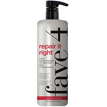 fave4 Repair It Right - Fave Conditioner to Restore & Strengthen 25.36 oz