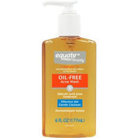 Generic Equate Beauty Oil-Free Acne Wash, 6 fl oz