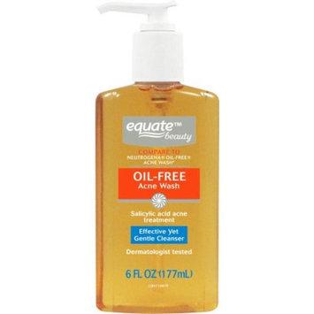 Generic Equate Beauty Oil-Free Acne Wash, 6 fl oz