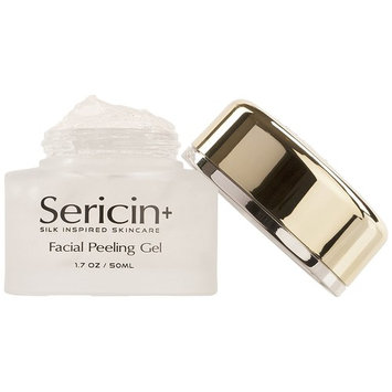 Sericin+ Facial Peeling Gel for Men & Women 1.7 oz