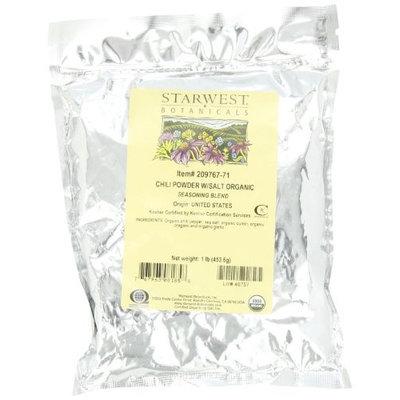 Starwest Botanicals Organic Chili Powder