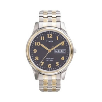Men's Timex Expansion Band Watch - Two Tone/Black T26481JT