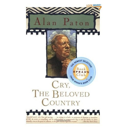 thesis on cry the beloved country Cry, the beloved country cry, the beloved country the book cry, the beloved country by alan paton is a book about agitation and turmoil of both whites and blacks over the white segregation policy called apartheid.