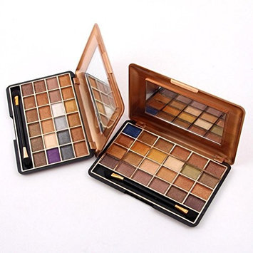 Rucan 24 Colors Cosmetic Eyeshadow Palettes Eye Beauty Makeup Plate