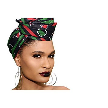 Beyanca African Print Headwrap