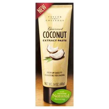 International Food Associates Taylor; Colledge, Paste Extract Coconut, 1.4 Oz (Pack Of 8)