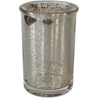 Better Homes and Gardens Silver Mercury Wash Collection Tumbler