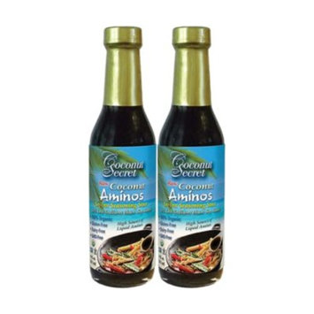 Coconut Aminos Raw - 2 Pack by Coconut Secret at the Vitamin Shoppe