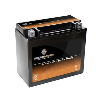 YTX20L-BS Motorcycle Battery for BUELL M2 Cyclone 1200CC 97-'02