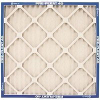 Hardware Express 84355.01182 Flanders Merv 7 Pre-Pleat 40 Lpd Economy Air Filter