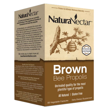 NaturaNectar Brown Bee Propolis