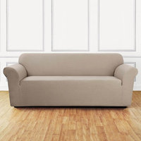 Sure Fit Stretch Leaf Sofa Slipcover