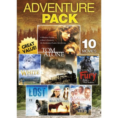 Platinum Disc 10-Movie Adventure 3 (2pc) / (Full)