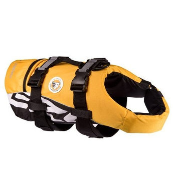EzyDog Doggy Flotation Device Dog Life Vest Jacket (DFD)