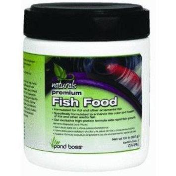 Geo Global Partners 2 lb Color Enh Fish Food CFFCE2B