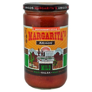 Margarita's Amigos® Mild Restaurant Style Salsa 24 oz