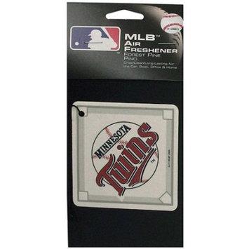 Mlb Minnesota Twins Baseball Diamond Pine Air Freshener