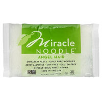 Miracle Noodle Angel Hair Pasta , 7 oz (Pack of 12)