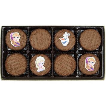 Philadelphia Candies Disney Frozen Milk Chocolate Covered OREO Cookies, 8 Oz