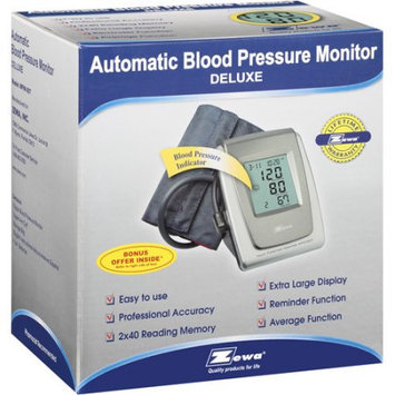 Zewa Automatic Deluxe Model Blood Pressure Monitor, 1ct