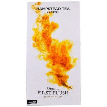 Hampstead Tea, Organic, First Flush Leaf Tea, 3.53 oz (100 g) [Flavor : First Flush]
