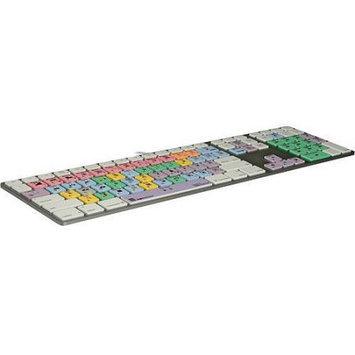 LogicKeyboard Final Cut Pro X Ultra-Thin Aluminum Keyboard