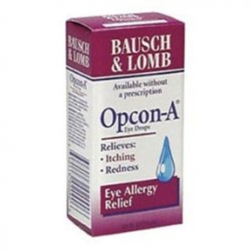 Bausch & Lomb Opcon-a Eye Drops - .5 fl oz
