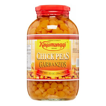 Kayumanggi Sweet Chick Peas (Large), 32 Ounce