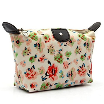 Comestic Bag, Sandistore 1PC Women Travel Make Up Cosmetic Pouch Bag Clutch Handbag Casual Purse (1, Green)