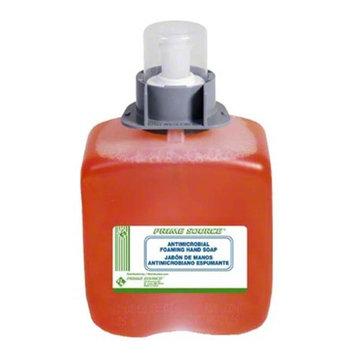 Primus Source Prime Source 75004237 CPC 1200 ml Antimicrobial Foam Hand Soap WhiteCase of 3