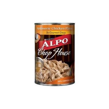 ALPO DOG FOOD CHOP HOUSE CAN ROTISSERIE CHICKEN 13 OZ