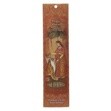 Prabhujis Gifts Incense Sticks Ragini Sehuti - Rosemary and Ylang Ylang - Tranquility