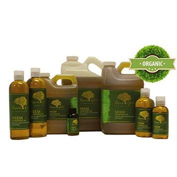 Gallon Premium Neem Oil Hair Growth & Scalp Skin Care Moisturizer Organic Cold Pressed